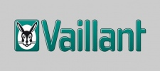 Vaillant logo Grey